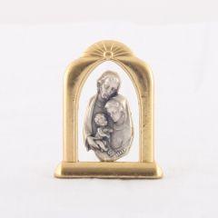 Fém oltár (Szent Család)