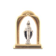 Fém oltár (Segítő Szűzanya)