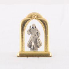 Fém oltár (Irgalmas Jézus)