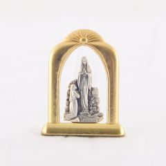 Fém oltár (Lourdes-i jelenés)