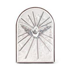 Placche ad Arco - ezüst plakett (Szentlélek)