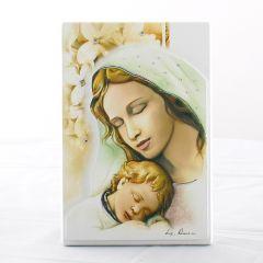 Exkluzív plakett, Mária kis Jézussal