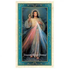 Aranyozott kártyanaptár 2020 (Irgalmas Jézus)