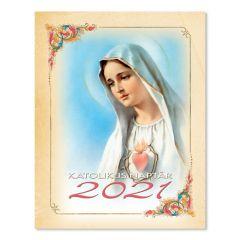 Katolikus naptár 2021