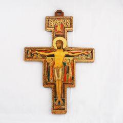 San Damiano 2D fa feszület