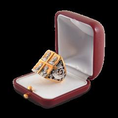 Ezüst gyűrű (4 Evangelista BC)