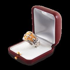 Ezüst gyűrű (Croce angeli)