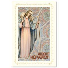 Húsvéti borítékos képeslap