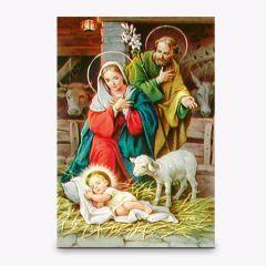 Karácsonyi hagyományos képeslap