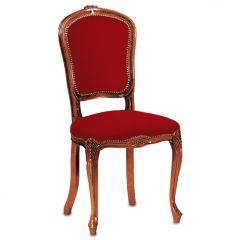 Barokk stílusú fa szék