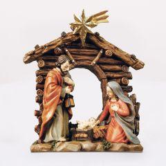 Betlehem mécsestartóval (Szent Család)