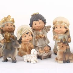 Betlehemi figura csoport