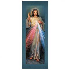 Aranyozott könyvjelző, Irgalmas Jézus