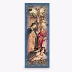 Aranyozott könyvjelző, Szent Család