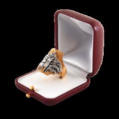 Ezüst gyűrű (Buon Pastore)