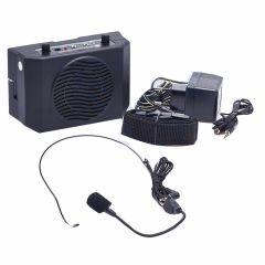 Hordozható mikrofonos hangosító