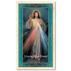 Aranyozott kártyanaptár 2021 (Irgalmas Jézus)
