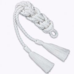 Pamut cingulus fehér színben