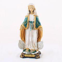 Műgyanta szobor, Csodás Szűzanya