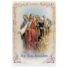 Az én imáim imafüzet