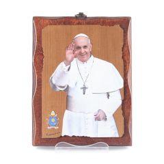 Fali kép (Ferenc pápa)
