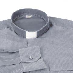 Papi civil ing (hosszú ujjú, halszálkás)