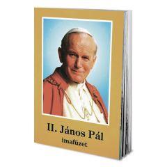 Imafüzet (II. János Pál pápa)