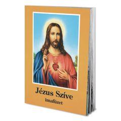 Imafüzet (Jézus szíve)