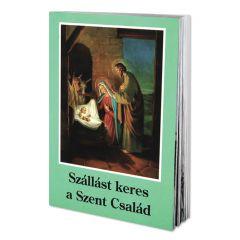 Imafüzet, Szállást keres a Szent Család