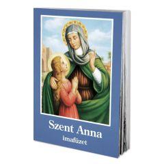 Imafüzet, Szent Anna