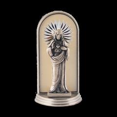 Mini oltár gravírozott betéttel (Jézus szíve)