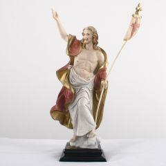 Alabástrom szobor, Feltámadt Krisztus