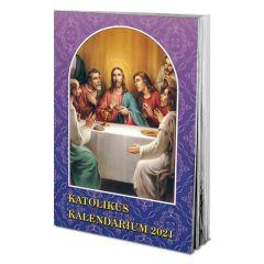 Katolikus kalendárium 2021