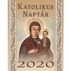 Katolikus naptár 2020 (Máriapócs)