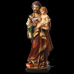 Műgyanta szobor (Szent József)