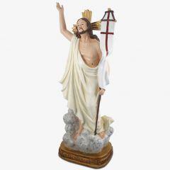 Műgyanta szobor, Feltámadt Krisztus