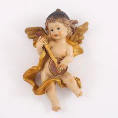 Műgyanta szobor, angyalka (fali)