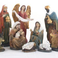 Betlehemi figuracsoport