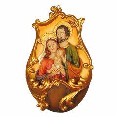 Műgyanta szenteltvíztartó, Szent Család