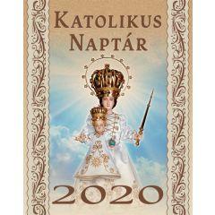 Katolikus naptár 2020 (Mátraverebély-Szentkút)