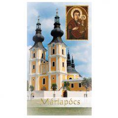Aranyozott szentkép, Máriapócs