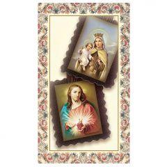 Aranyozott szentkép, Skapuláré