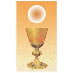 Aranyozott szentkép, Oltáriszentség