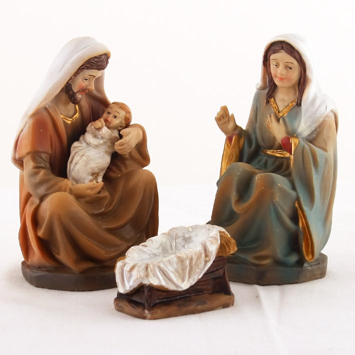 Betlehemi figuracsoportok, Szent Családok